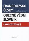 Francouzsko-český obecně vědní slovník (kontextový)