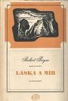 Láska a mír obálka knihy