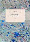 Antonín Reichenauer. Concerto in G per oboe, due violini, viola e basso