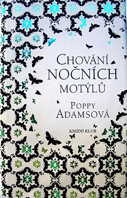 Chování nočních motýlů obálka knihy