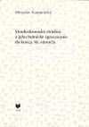 Stredoslovenské striebro a jeho hutnícke spracovanie do konca 18. storočia