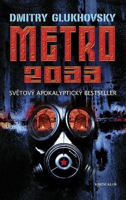 Metro 2033 obálka knihy