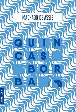 Quincas Borba obálka knihy