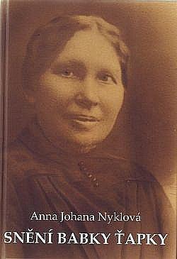 Snění Babky Ťapky obálka knihy