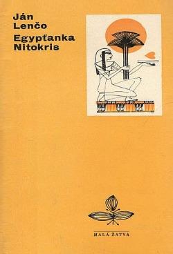 Egypťanka Nitokris obálka knihy