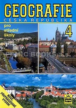 Geografie pro střední školy 4 - Česká republika