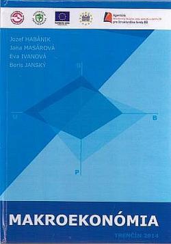 Makroekonómia obálka knihy