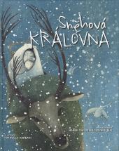 Sněhová královna (převyprávění) obálka knihy