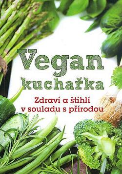 Vegan kuchařka obálka knihy