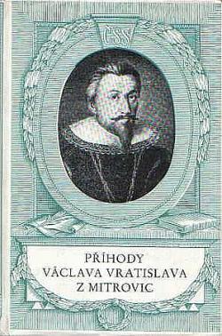 Příhody Václava Vratislava z Mitrovic obálka knihy