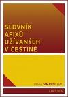 Slovník afixů užívaných v češtině