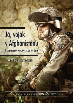 Já, voják v Afghánistánu obálka knihy