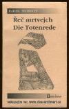 Řeč mrtvejch / Die Totenrede