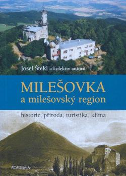 Milešovka a milešovský region obálka knihy