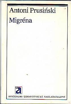 Migréna obálka knihy