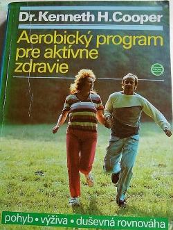 Aerobický program pre aktívne zdravie obálka knihy