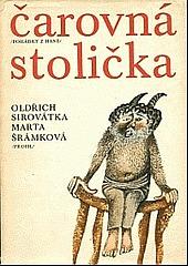 Čarovná stolička obálka knihy