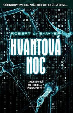 Kvantová noc obálka knihy