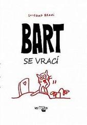Bart se vrací obálka knihy