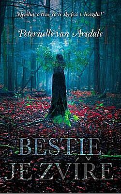 Bestie je zvíře obálka knihy