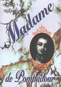 Madame de Pompadour obálka knihy
