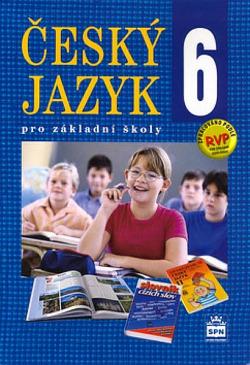 Český jazyk 6 obálka knihy