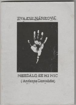 Nezdálo se mi nic (Andante Cantabile) obálka knihy