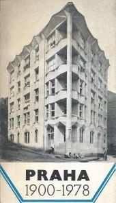 Praha 1900 - 1978