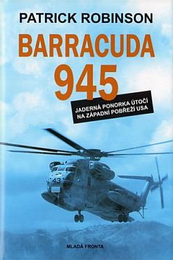 Barracuda 945 obálka knihy