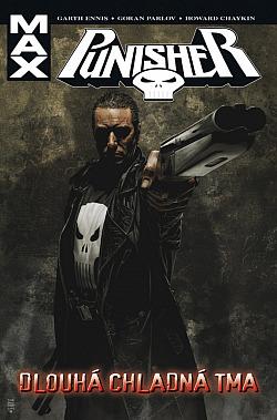Punisher: Dlouhá chladná tma obálka knihy