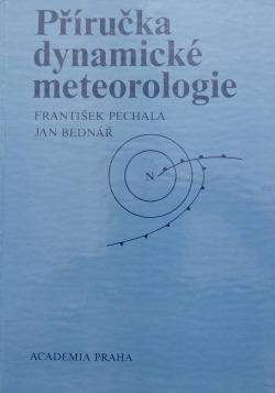 Příručka dynamické meteorologie obálka knihy