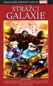 Strážci galaxie obálka knihy