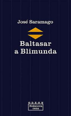 Baltasar a Blimunda obálka knihy