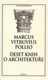 Deset knih o architektuře obálka knihy