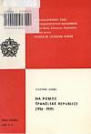 Na pomoc Španělské republice (1936-1939)