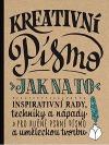 Kreativní písmo