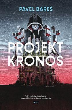 Projekt Kronos obálka knihy