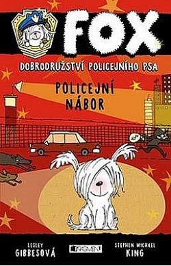 FOX – Policejní nábor obálka knihy