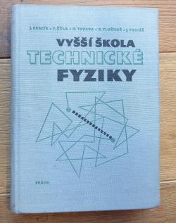 Vyšší škola technické fyziky obálka knihy
