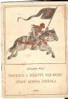 Postavy a dějiště souboru spisů Aloise Jiráska