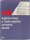 Malý anglicko-český a česko-anglický technický slovník