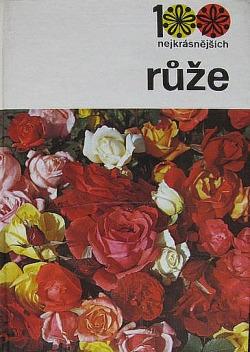 Růže obálka knihy