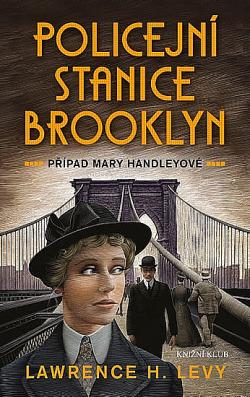 Policejní stanice Brooklyn obálka knihy