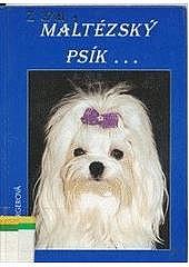Maltézský psík obálka knihy