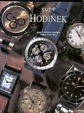 Svět hodinek obálka knihy