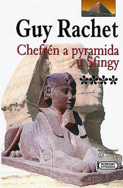 Chefrén a pyramida u Sfingy obálka knihy