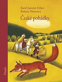 České pohádky obálka knihy