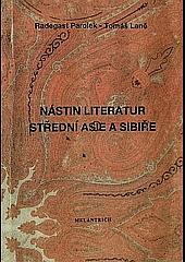 Nástin literatur Střední Asie a Sibiře obálka knihy