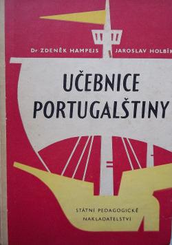 Učebnice portugalštiny obálka knihy