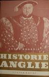 Historie Anglie I.díl